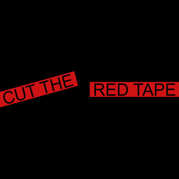 Cut The Red Tape